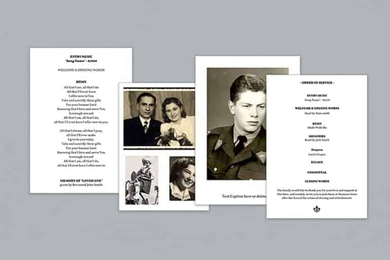 funeral inner page templates