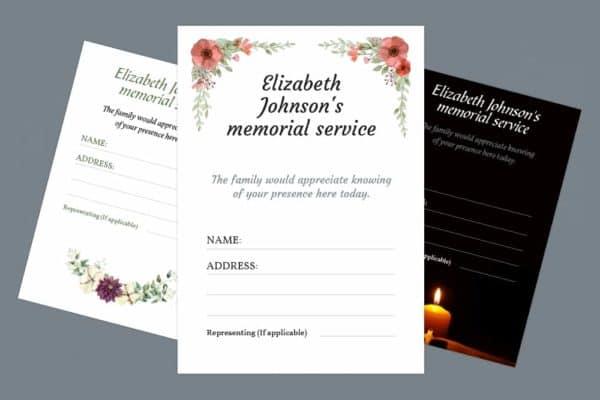 funeral-attendance-card-menu