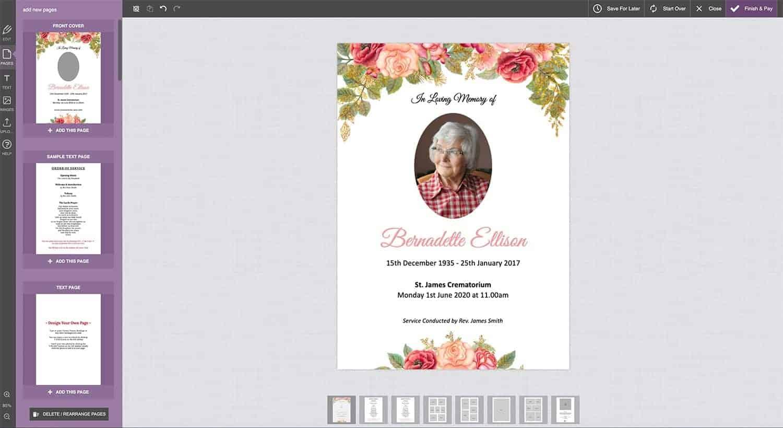 Online Design Editor